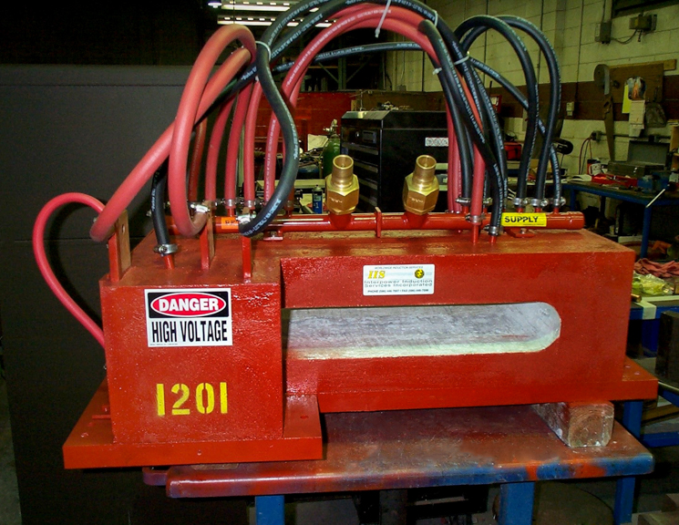 how to build an induction coil