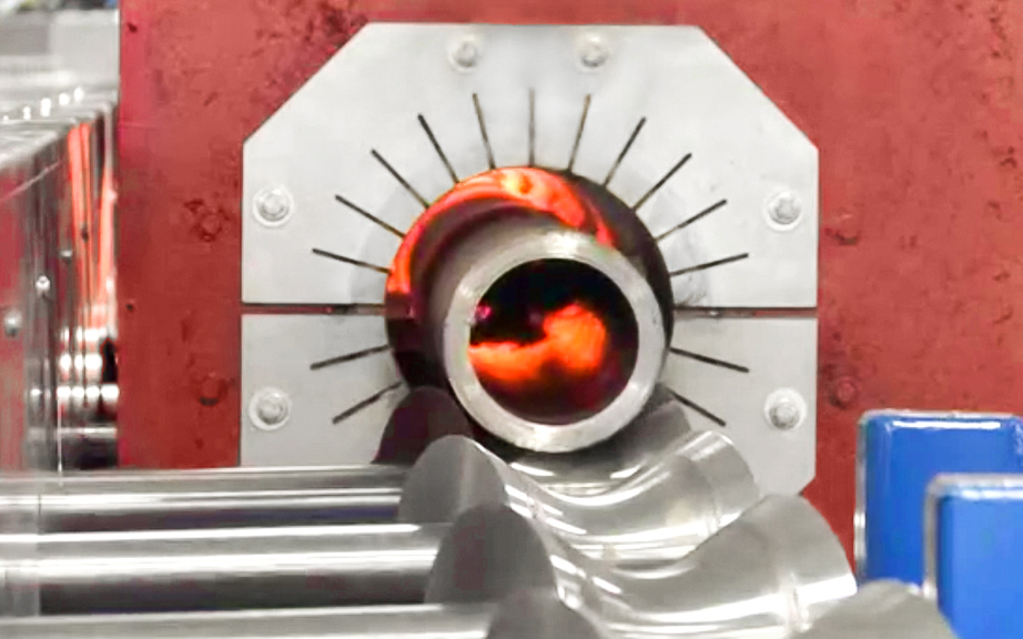 Interpower Induction Heat Treating Machines With Induction